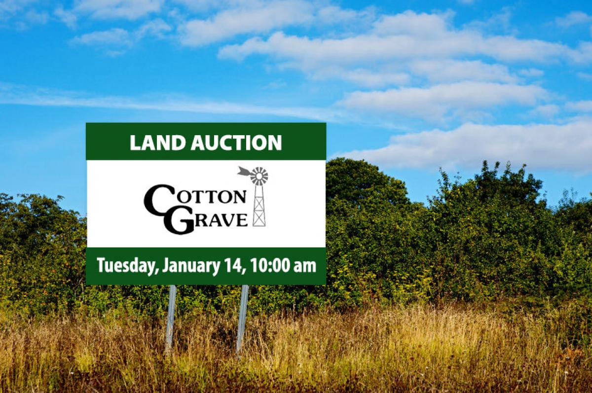 What you should know about farmland auctions