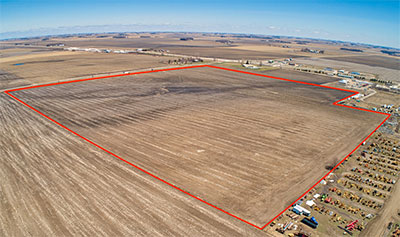 182.1 Acres, Clay County
